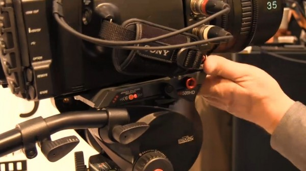NAB 2011: Manfrotto Q5 Hybrid Photo/Video Head, 509HD Fluid Head
