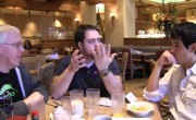 NAB 2011: Breakfast with planetMitch from planet5D and Koo from nofilmschool