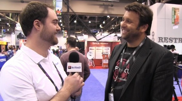 NAB 2011: Interview with Philip Bloom