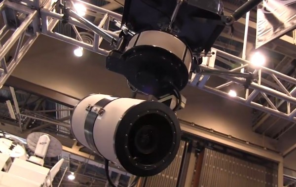 NAB 2011: Skycam and Cablecam