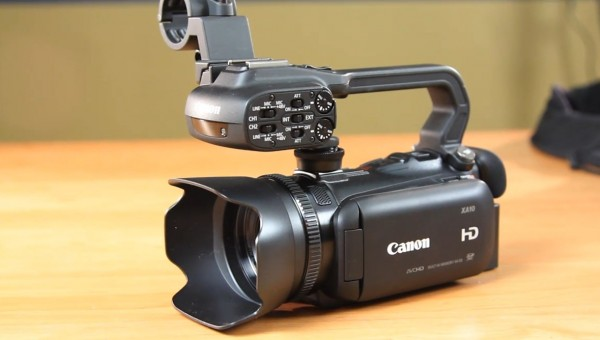DV|TV: ikan VL7 Monitor Review – NAB 2011 Gear – Canon XA10