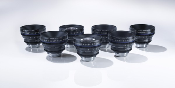 Zeiss Compact Primes CP.2 get Micro 4/3 and E-mount adapters