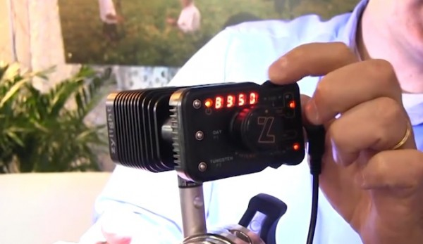 NAB 2011: Zylight IS3 & Z90 LED lighting, active diffusion LCD technology