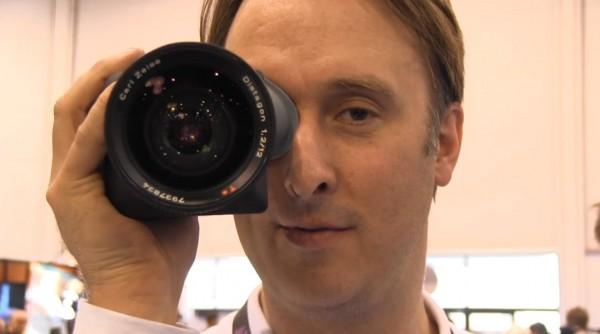 NAB 2011: ikonoskop dII and 3D digital cinema cameras
