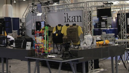 Win up to $10,000 in video gear with the ikan 2011 Short Film Contest