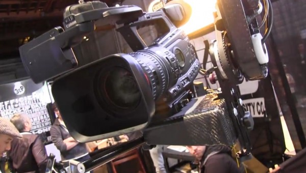 Cine Gear 2011: Carbon XL – carbon fiber lightweight jib, dolly, car mount