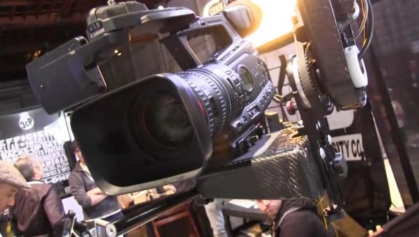 Cine Gear 2011: Carbon XL – carbon fiber lightweight jib, dolly, car mount