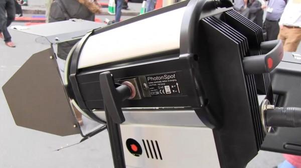 Cine Gear 2011: LEP Light Emitting Plasma – new film lighting technology