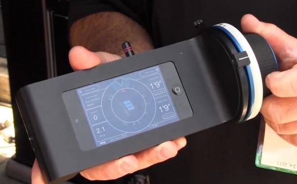 Cine Gear 2011: Redrock Micro – microRemote wireless follow focus, Universal Bundles camera rigs