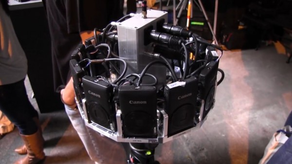 Cine Gear 2011: View Factor – HDSLR rigs and USB follow focus
