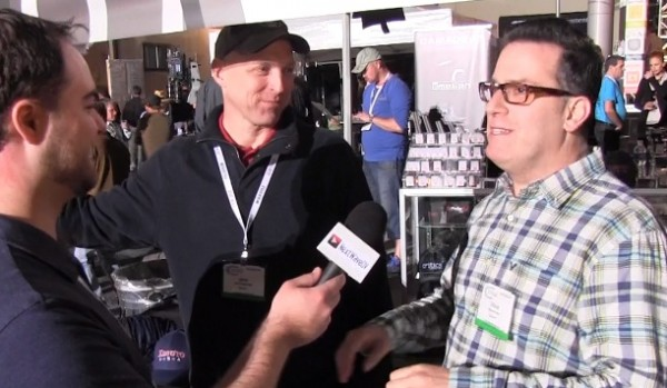 Cine Gear 2011: Zacuto – Steve & Jens discuss web episodic and colloborative filmmaking