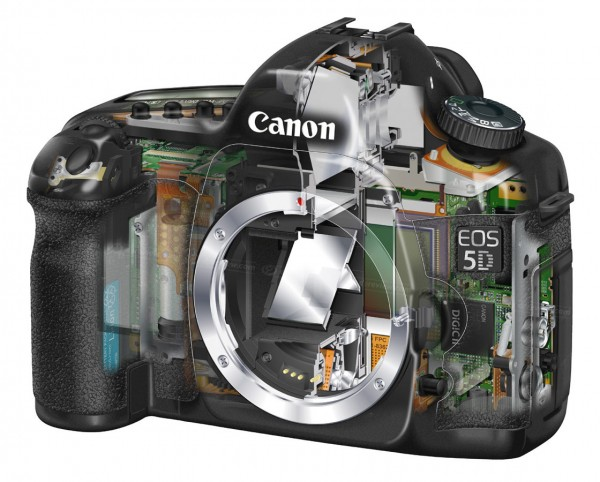 Canon 5D MkIII not coming till 2012?