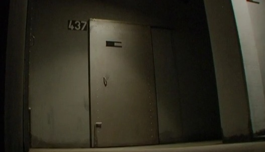 Man builds prison set in his garage