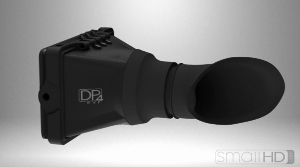 SmallHD's DP4-EVF now available