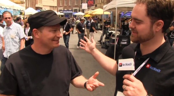 Cine Gear 2011: Interview with Jared Abrams from Wide Open Camera