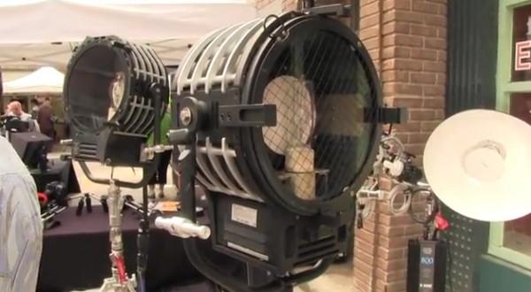 Cine Gear 2011: K5600 HMI lighting systems