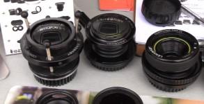 Lensbaby Cine Gear