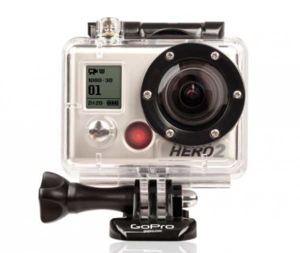 Everyone's favorite sports action cam just got better with the new GoPro HD Hero2