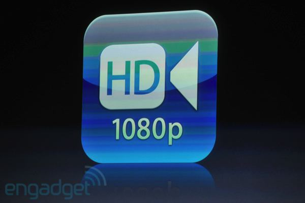 iPhone 4S will feature 8MP camera, 1080p video, image stabilization and noise reduction