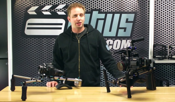 Letus explains the differences between their Master Cinema Series and traditional shoulder rigs