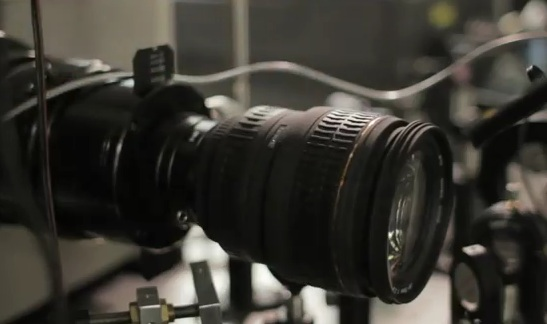 Scientists develop camera that captures video at the speed of light, one trillion frames per second