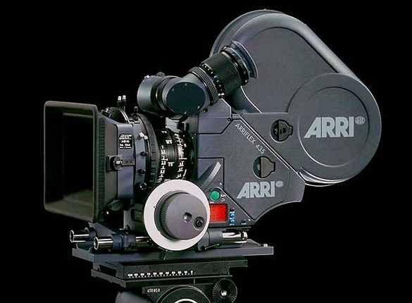 How an Arri cine film camera is made