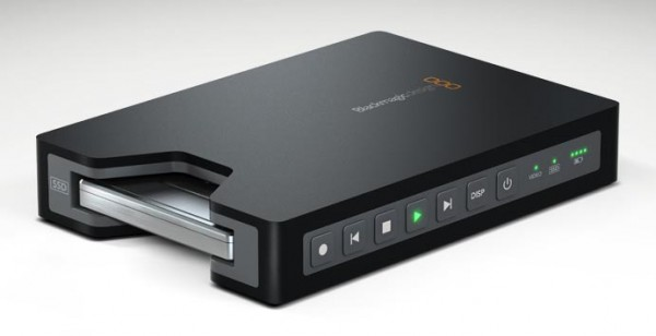 New Black Magic HyperDeck Shuttle 2 adds option for compressed video