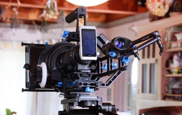 $500k feature length indie film shot entirely on a cellphone