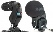 Two new mics from Rode, Stereo and Videomic HD with built in digital recorder