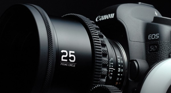 PrimeCircle, pro cine mods for still lenses