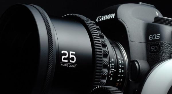 PrimeCircle, pro cine mods for still lenses