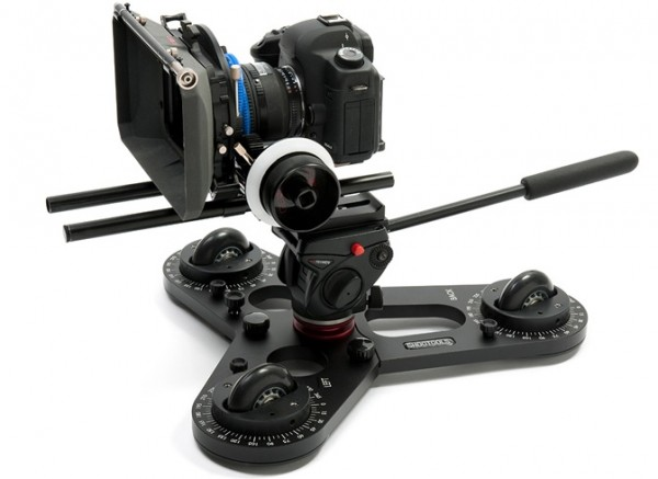 Shootools introduces Rolley, motorized camera skater and turntable