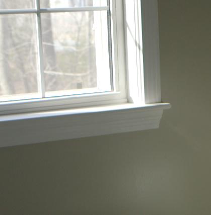Gallery for window sill trim - Window sill or windowsill ...