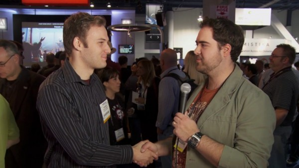 NAB 2012: Interview with Andrew Kramer from Video Copilot