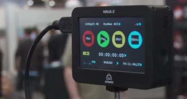 NAB 2012: Atomos – Ninja 2