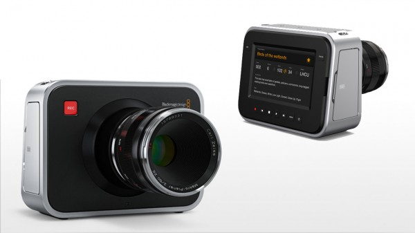 NAB 2012: BlackMagic Design 2.5K RAW 13 stop Cinema Camera for $3K