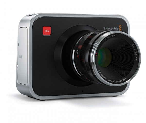 Blackmagic Design Cinema Camera available for preorder