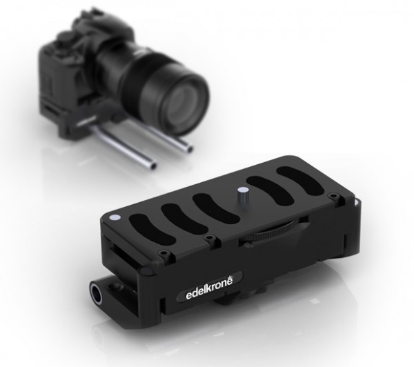 NAB 2012: Edelkrone Unique Rig Options, Folding, Dual Shoulder, and handle follow focus