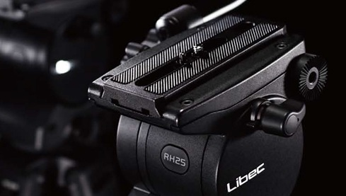 NAB 2012: Libec Tripods and Swift Jib50