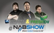 NextWaveDV and FreshDV join forces for NAB Show 2012