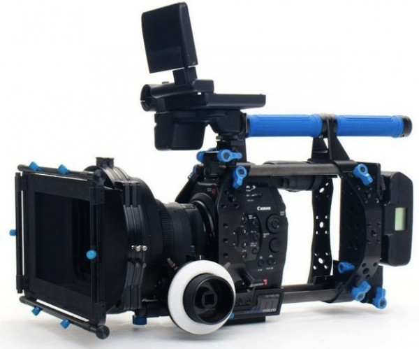 NAB 2012: Redrock Micro Ultracage and Update on the Micro Remote