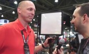 NAB 2012: Zacuto Plasma Light Panel, and Unique shoulder rig, with handle follow focus