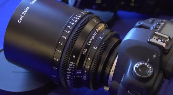 NAB 2012: Zeiss – New CP2 and Compact Zoom lenses