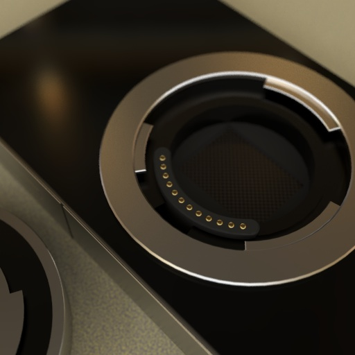 Apple to announce iSight HD, large sensor video camera at NAB