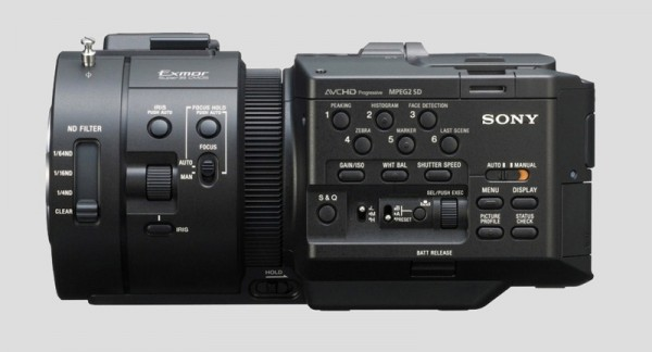Pricing announced for Sony FS700…and it may surprise you