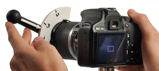 Lens/Focus Shifter – Control your HDSLR lens without breaking the bank