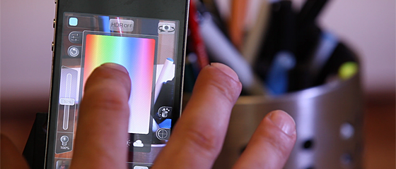 Kick is the pocket sized video light of the future
