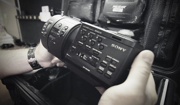 Sony NEX-FS700 Kit and Gear Walkthrough