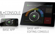 CTRL+Console lets you operate Final Cut, Premiere and Lightroom with your iPhone, iPod or iPad.