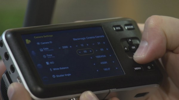 NAB 2013: Hands On with the Blackmagic Pocket Cinema Camera, 4K Camera and Davinci Resolve 10